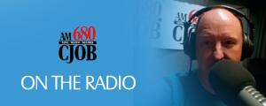 Richard Lannon on the Radio