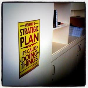 Strategic Plan by Alper Çuğun
