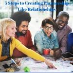 Creating Partnership 'Like'Relationships