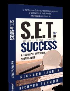SET for Success by Richard Lannon