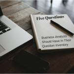 5 BA Questions